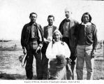 Edmond S. Meany, Red Cloud and others, ca. 1906