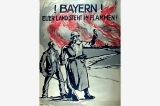 Bayern! poster, German, World War II