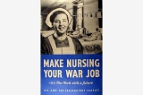 Nursing poster, Great Britain, World War II