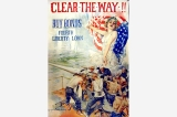 Fourth Liberty Loan poster, United States, World War I