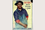 We'll finish the job poster, United States, World War I