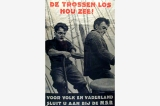 De trossen los hou zee poster, Occupied Netherlands, World War II