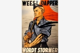 Wordt Stormer, Occupied Netherlands, World War II
