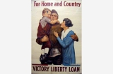 Victory Liberty Loan poster, United States, World War I