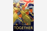 Together poster, Great Britain, World War II