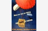 Our food is fighting poster, United States, World War II