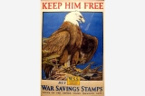 Eagle poster, United States, World War I