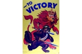 To victory poster, Canada, World War II