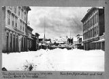 1st Ave. S. from Main St., January 1880