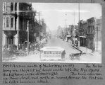 1st Ave. from Yesler Way, 1887