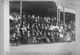 Reunion of pioneers at Lake Washington Pavilion, 1905