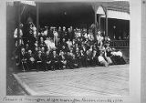 Pioneer reunion at Lake Washington Pavilion, 1906
