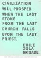 Civilization Will Prosper When the Last Church Falls