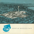 Promotional program for the Seattle World's Fair, 1962