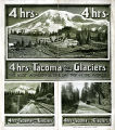 4 hrs--Tacoma to the glaciers : the most wonderful one day trip in the world