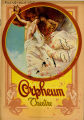 Orpheum Theatre Program, November 28, 1915