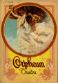 Orpheum Theatre Program, October 17, 1915