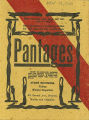 Pantages Theater program for November 14-20, 1910