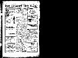 August 24, 1904 Page oneWater rates fixed by council