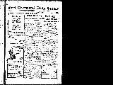 May 6, 1905 Page oneRojestvensky sails for southBritt wins decision in twentiethRecieves check on...