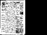 June 1, 1905 Page two(no headline)Gets his manAssembling for cruiseChanges today