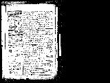 August 26, 1902 Page threeLate telegraph newsCall for Republican caucus primary election and...