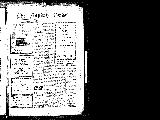 March 29, 1903 Page oneLocap sluths (sic) weaving webBenefit baseballLittle, but oh, my!