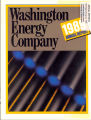 Annual report / Washington Energy Company 1989