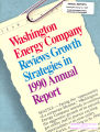 Annual report / Washington Energy Company 1990