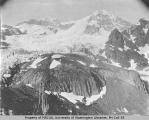 North Tahoma Glacier, west side of Mount Rainier, July 1897