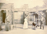 "A scene from Act I of ""Arizona"""