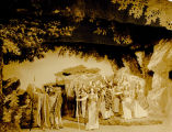 "A scene from ""Die Walkure.""  Dated Feb. 1906."