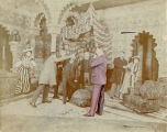 "A scene from ""The Earl of Pawtucket"""