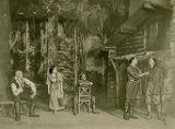 "A scene from Act I of ""The Wolf"""