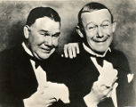 Radio team Billy Jones and Ernie Hare.  Date stamped Sept. 15, 1929.