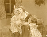 "A scene from ""Jane Goes a-Wooing"" which played at the Mission Theater"