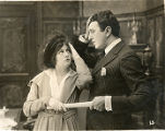 "A scene from ""Bonnie Annie Laurie"""