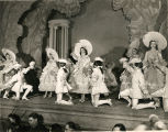 "A scene from Act I of the Broadway musical ""The Seven Lively Arts"""