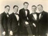 Radio singing quartet, The Hoover Sentinels