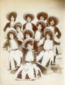 "The Alamo Girls in ""The Tenderfoot"""