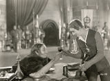 "A scene from ""The Beloved Rogue"""
