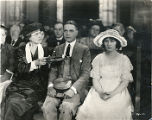 "A scene from ""Chickens"" which played at the Strand Theater"