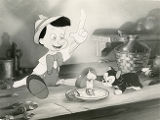 "A scene from the Walt Disney full length feature cartoon ""Pinocchio"""