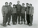 Go for Broke. Van Johnson and some of his Nisei soldiers
