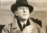 British playwright and actor Noel Coward.