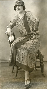 Ann Codee, French actress in United States vaudeville
