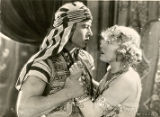 "Rudolph Valentino and Vilma Banky in ""The Sheik"""