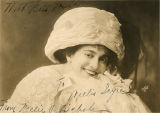 Nellie V. Nichols, vaudeville actress