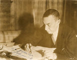 Sergei Rachmaninoff, pianist and composer