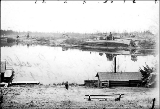 Green Lake near Woodland Park, 1896